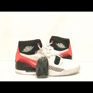 Nike x Just Don Air Jordan Legacy Hot Lava